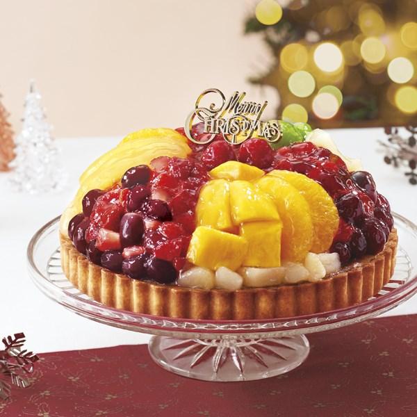 2016イオンクリスマスケーキ「フルーツマウンテン」