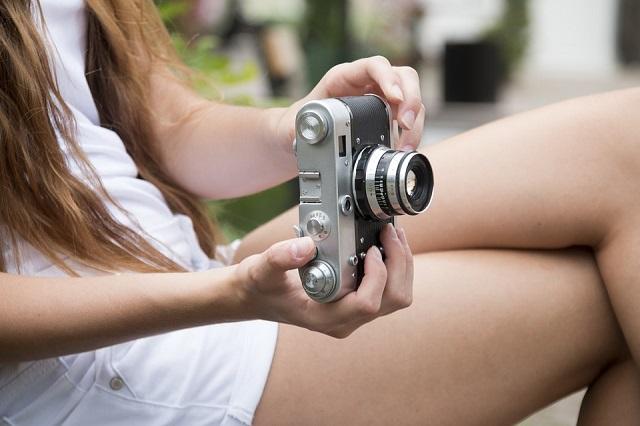 写真をたくさん撮る