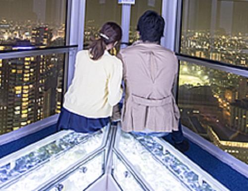 福岡タワーはみどころいっぱい