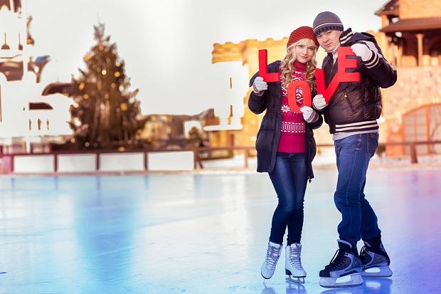 スケートがデートにおすすめの理
