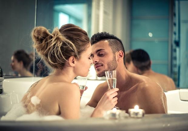 一緒にお風呂に入る時の注意点