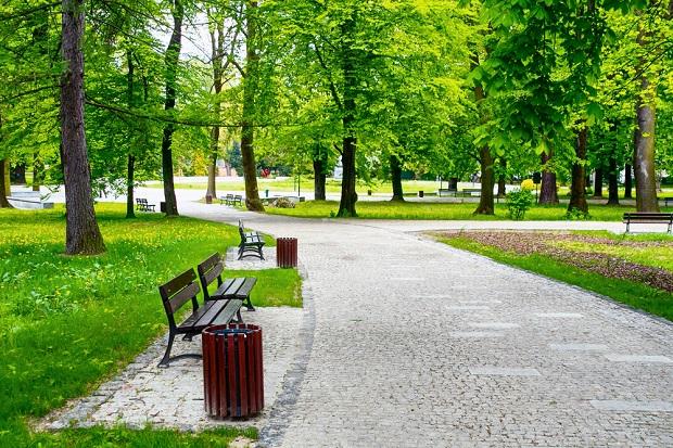 公園や広場