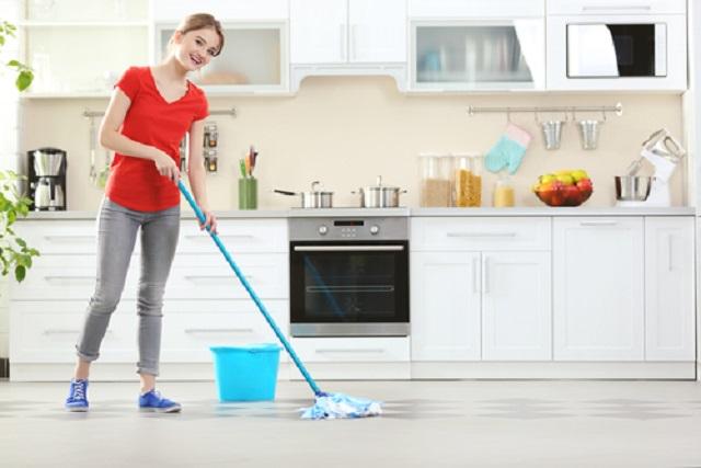 見えにくい所こそしっかりお掃除しよう