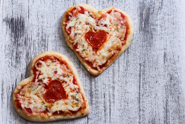 ピザで楽しい週末を!