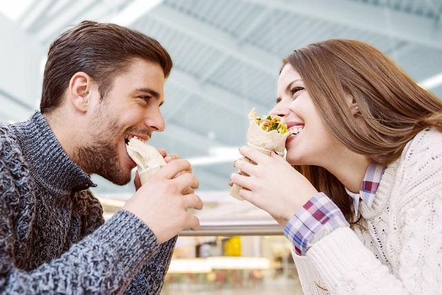 食の好みが合わなくても好きな人と食事をするのは楽しい!