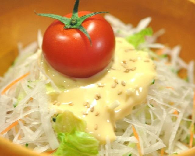 第4位:大根サラダ