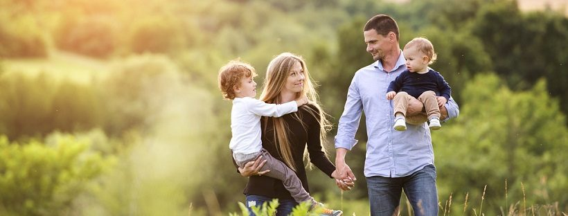 子供にママと呼んでほしい妻とお父さんと呼ばれたい夫!どちらの希望を優先する?