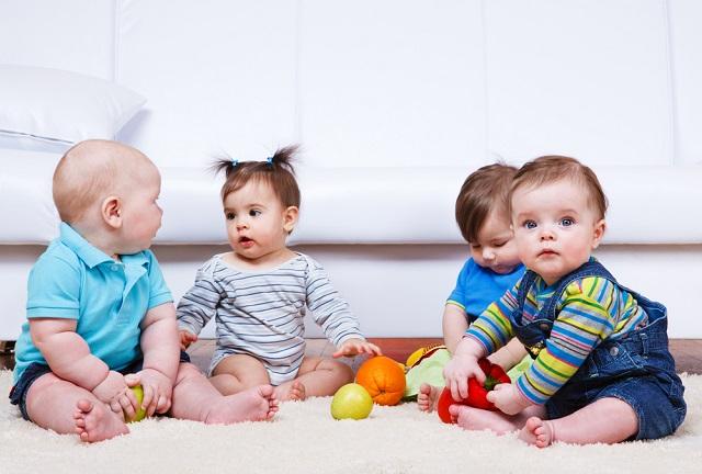 支援センターは何ヶ月の赤ちゃんが多いの?