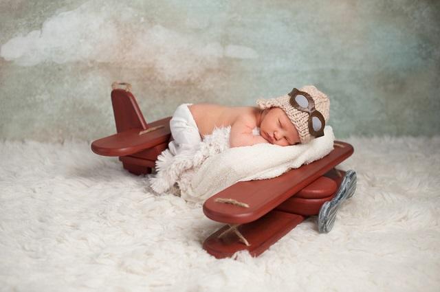 赤ちゃんの年齢確認が出来る物が無くてピンチ!