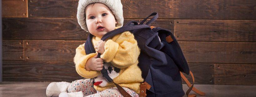 生後4ヶ月赤ちゃんの初帰省は長距離移動!帰省中に大成長を遂げました!